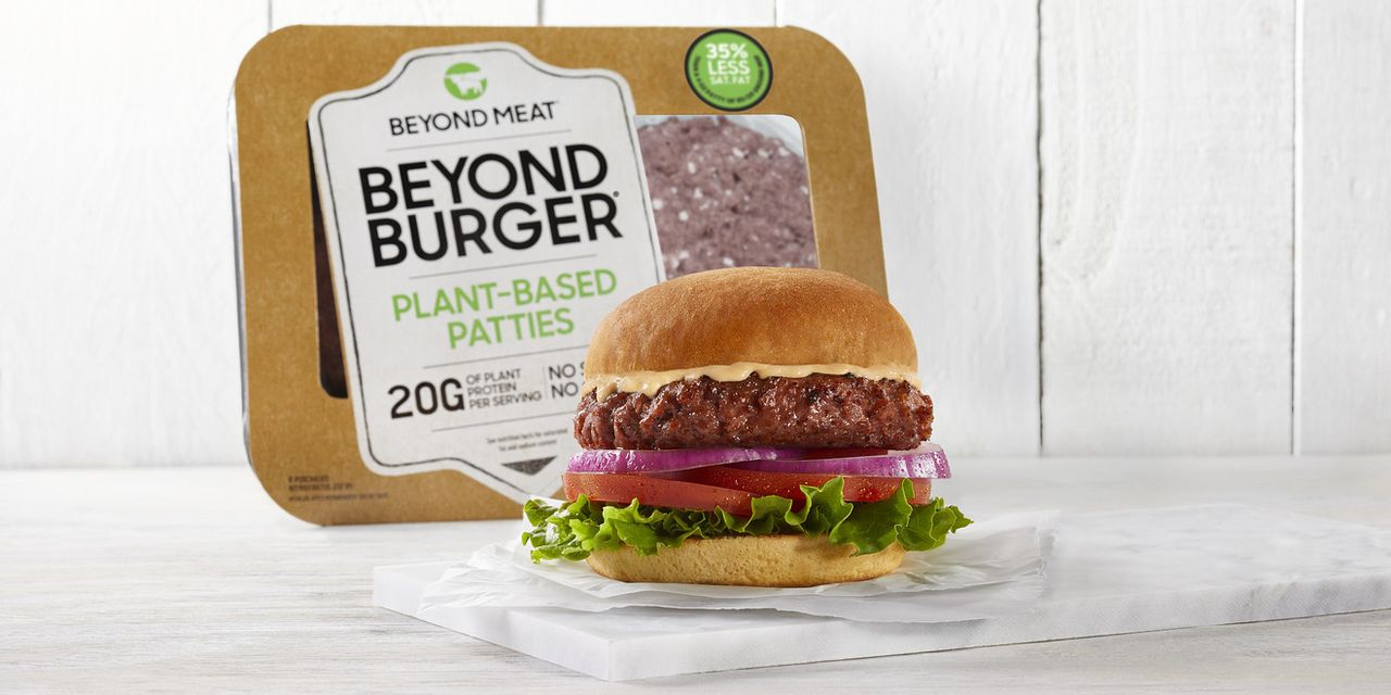 Beyond Meat shares soar nearly 30% on Pepsi snack pact