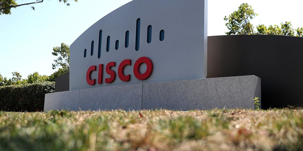 Cisco earnings could be a sign that businesses are ready to spend again