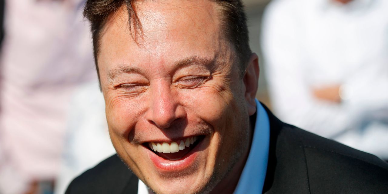 Elon Musk is now world's second-richest person, as net worth has grown more than $100 billion this year