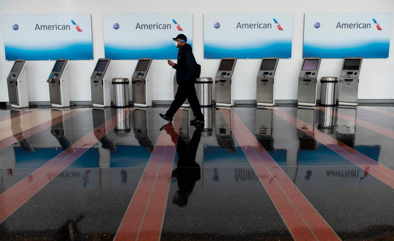 American Airlines and BA trial free COVID testing on trans-Atlantic flights