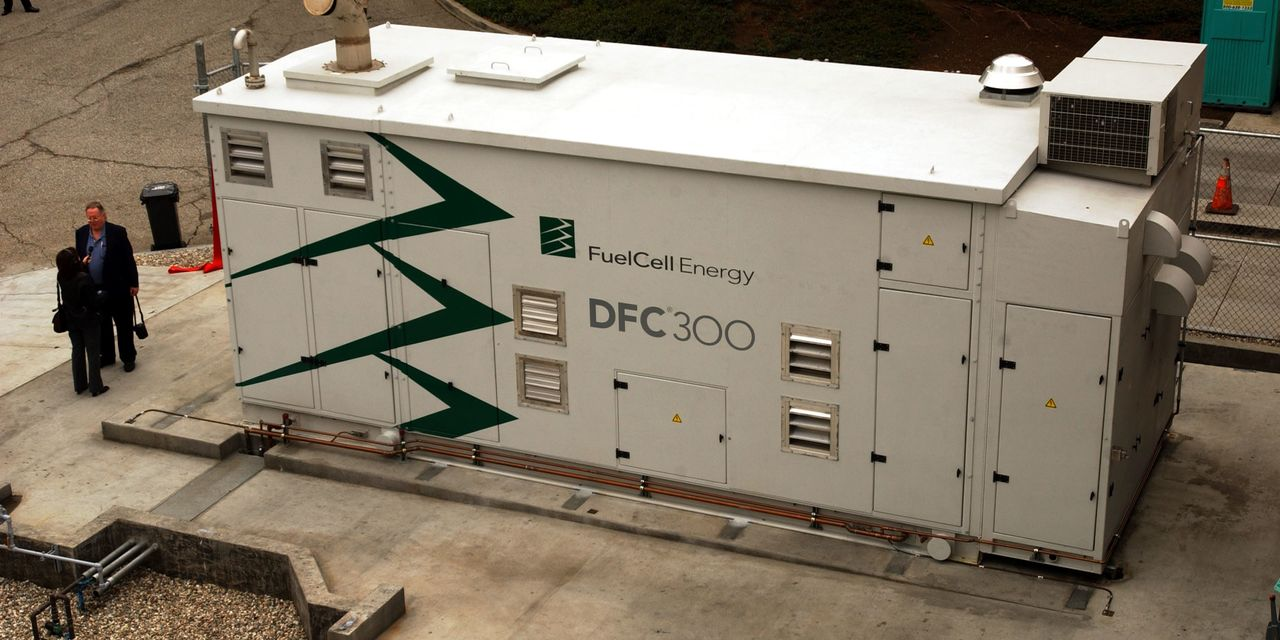 FuelCell's stock has rallied too much to keep recommend buying, analyst says