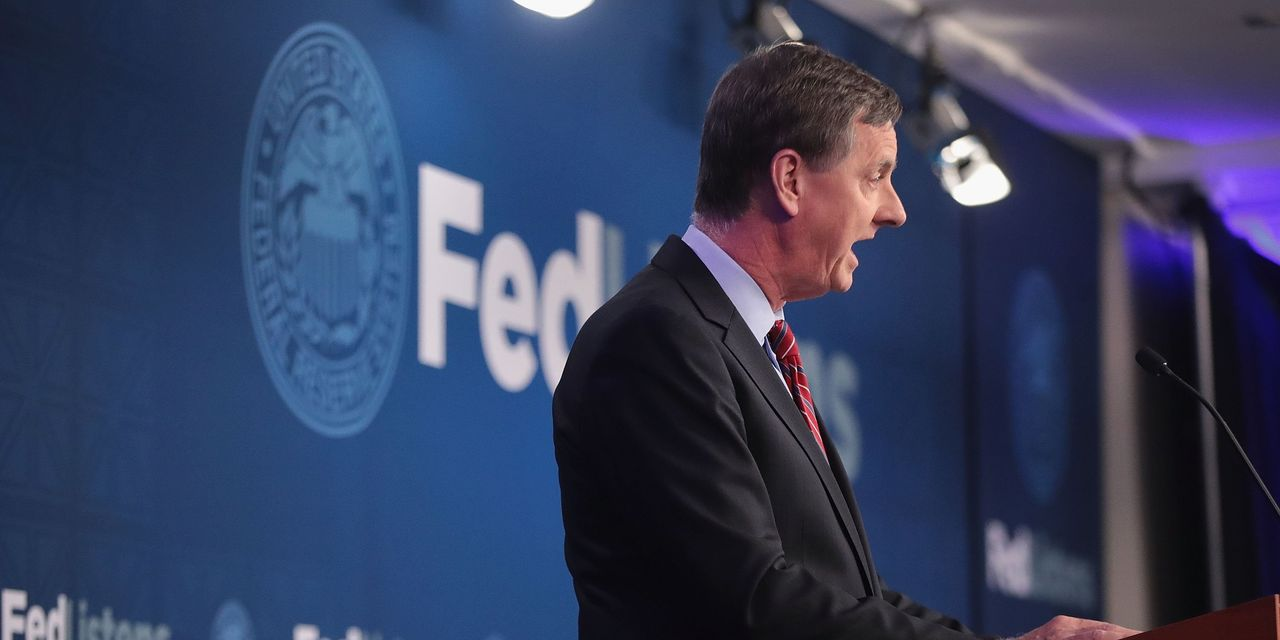Fed's Evans says he's disappointed by Treasury decision to end emergency loan programs