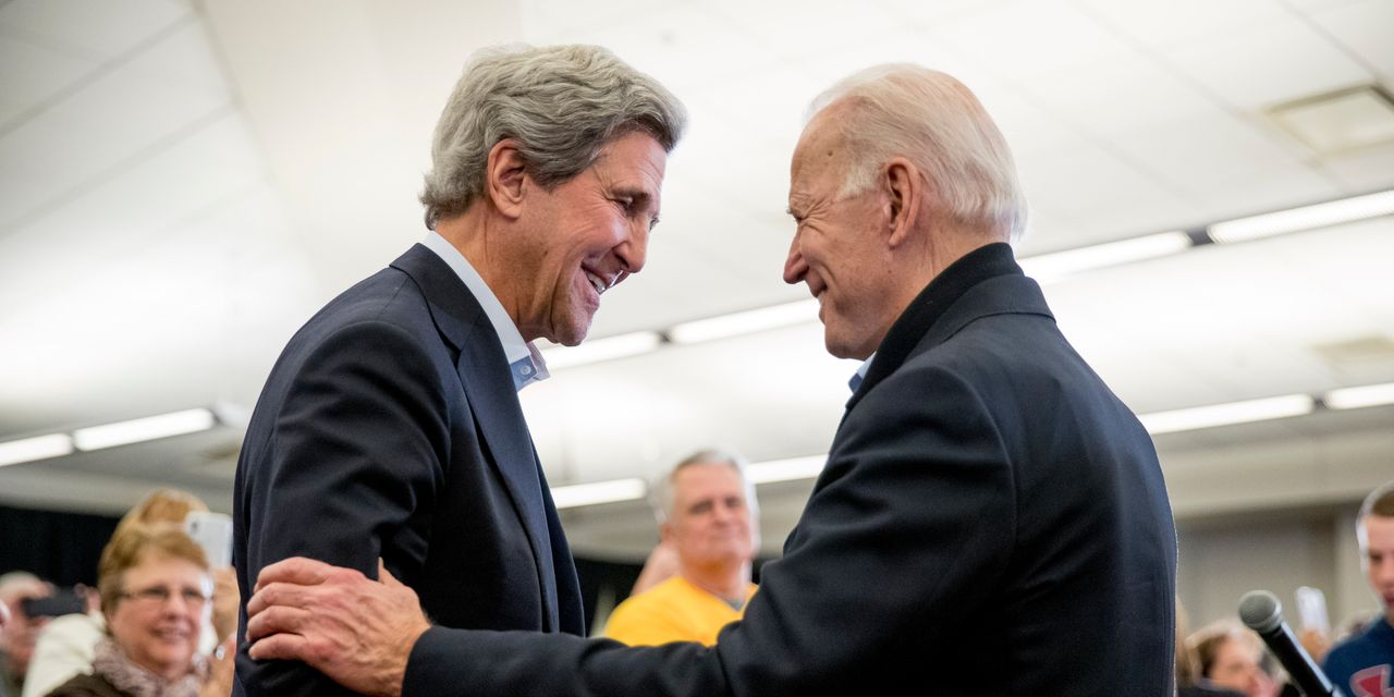 Fossil-fuel apologist or sensible statesman? Responses to Biden's pick of Kerry for climate envoy