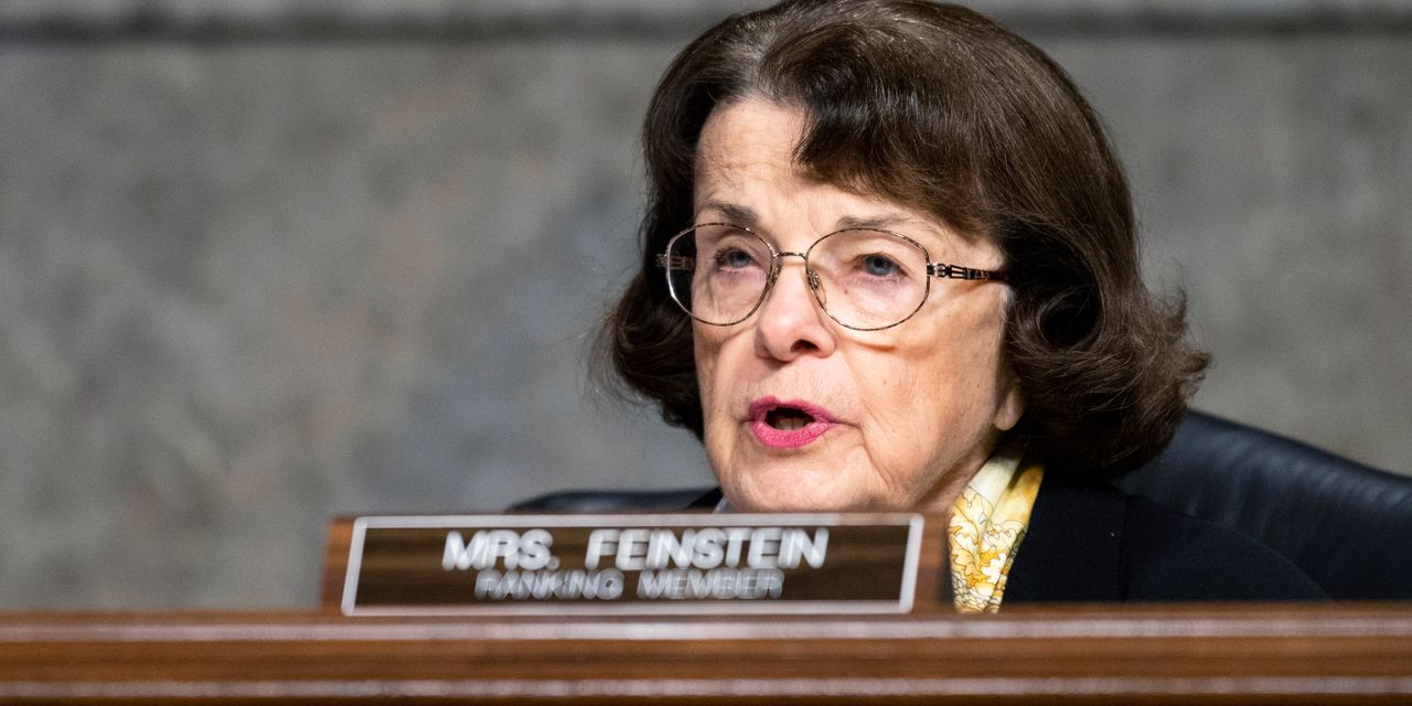 After criticism, Feinstein to step down as top Democrat on Senate Judiciary Committee