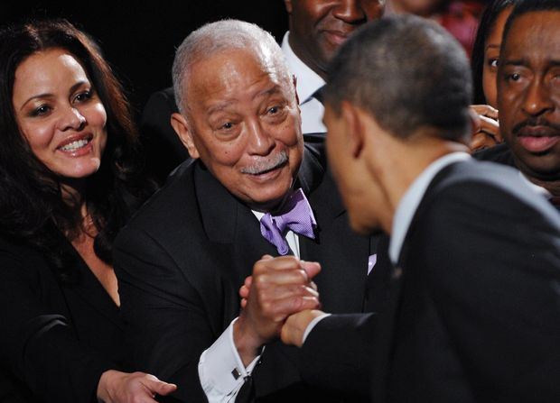 14+ Former Mayor David Dinkins