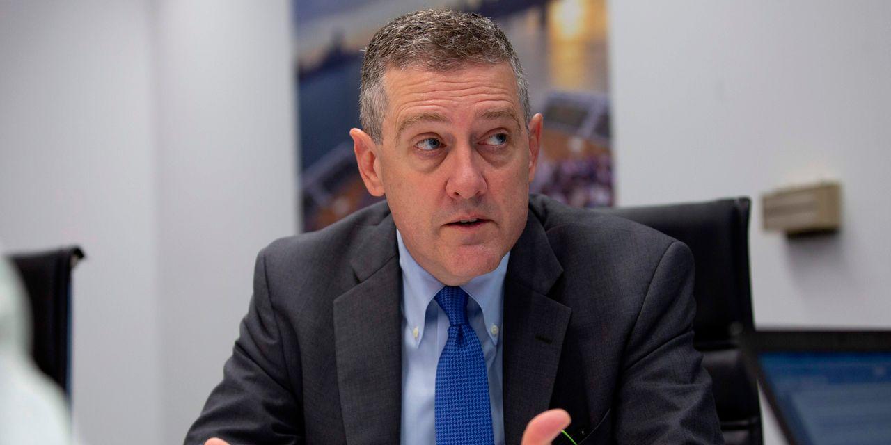 Fed's Bullard sees 'light' at end of coronavirus tunnel