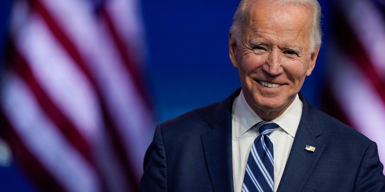 Biden says he'll soon start getting high-level intelligence briefings