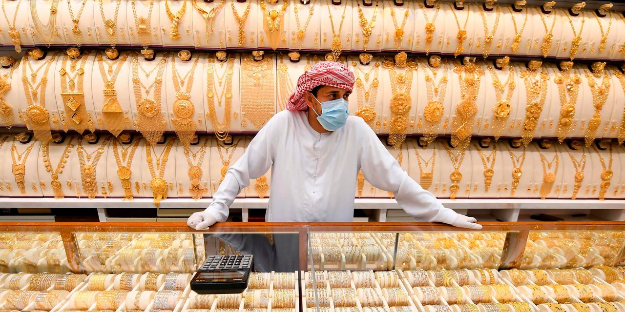 Gold prices log biggest daily jump in over 3 weeks