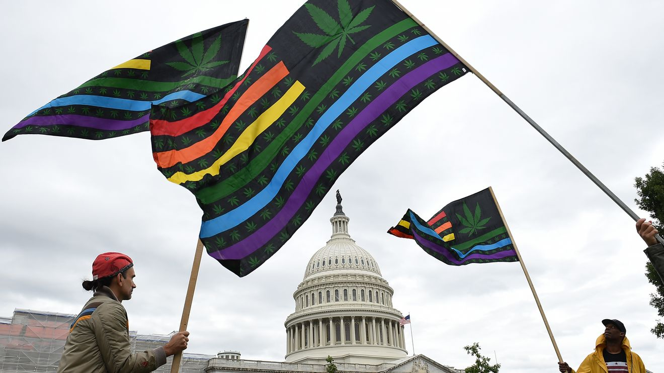 House poised to pass bill decriminalizing marijuana, but...