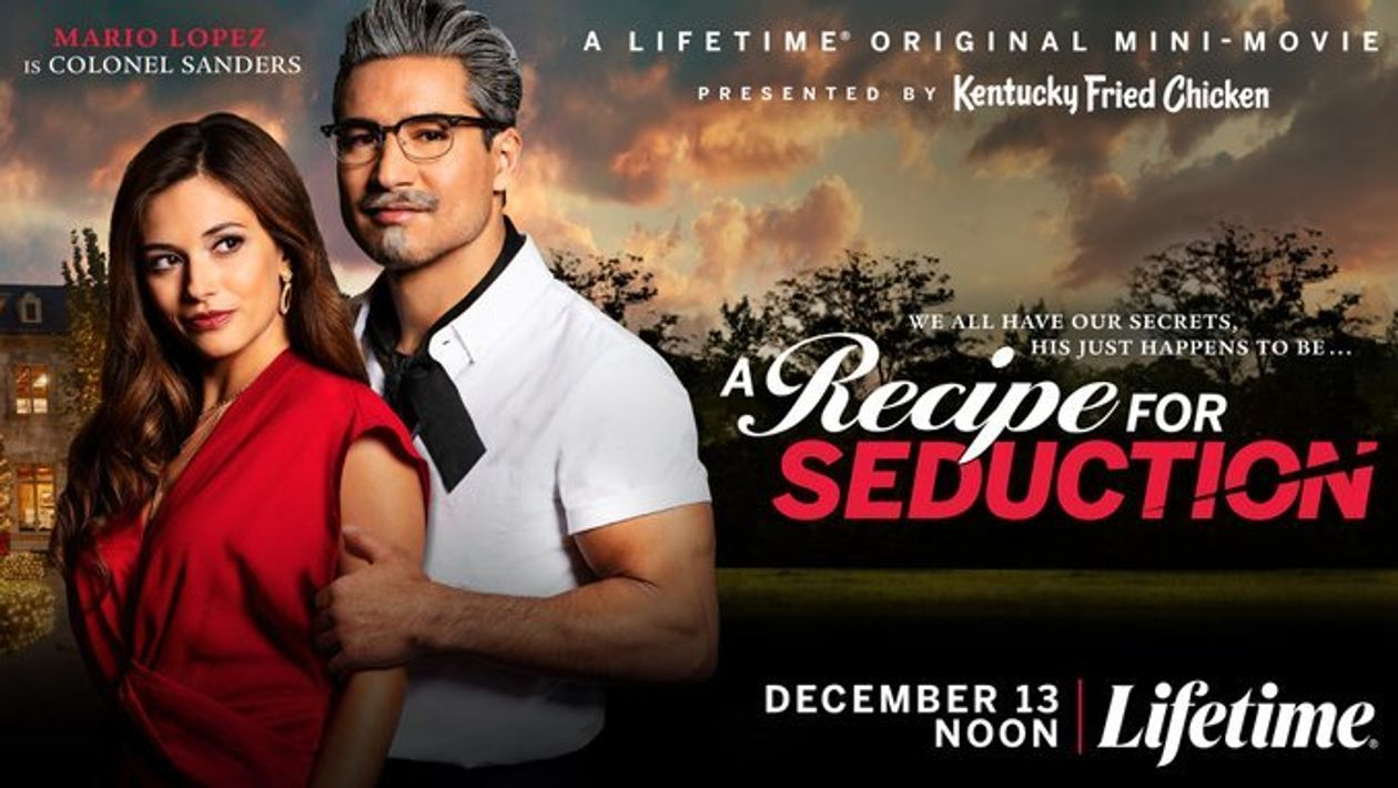 "KFC to Produce ""A Recipe for Seduction"" on the Lifetime network"