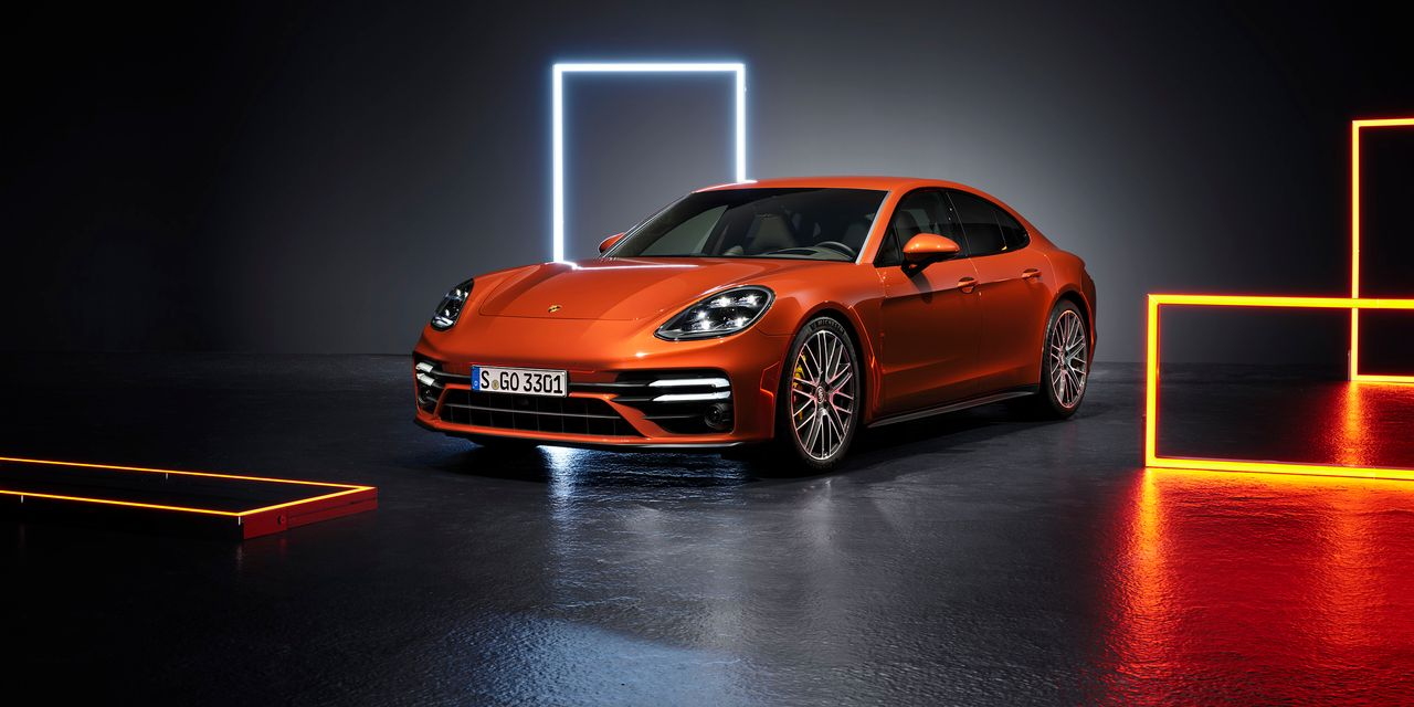 Review: The new and improved 2021 Porsche Panamera