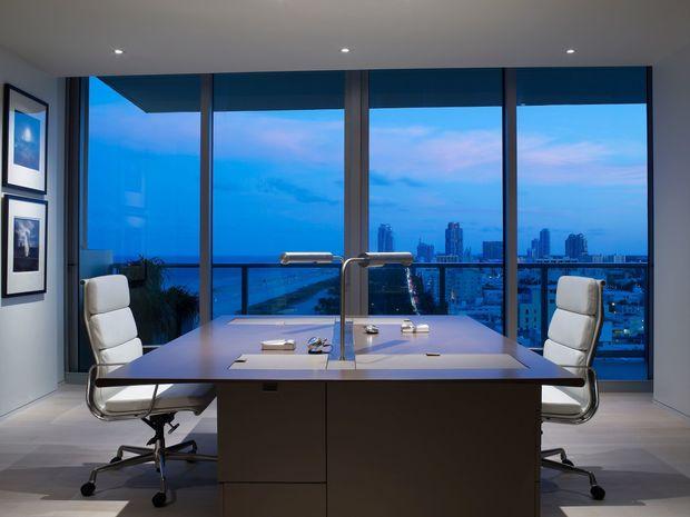 See inside Hollywood producer Jerry Bruckheimer's $16.5 million Miami Beach penthouse 7