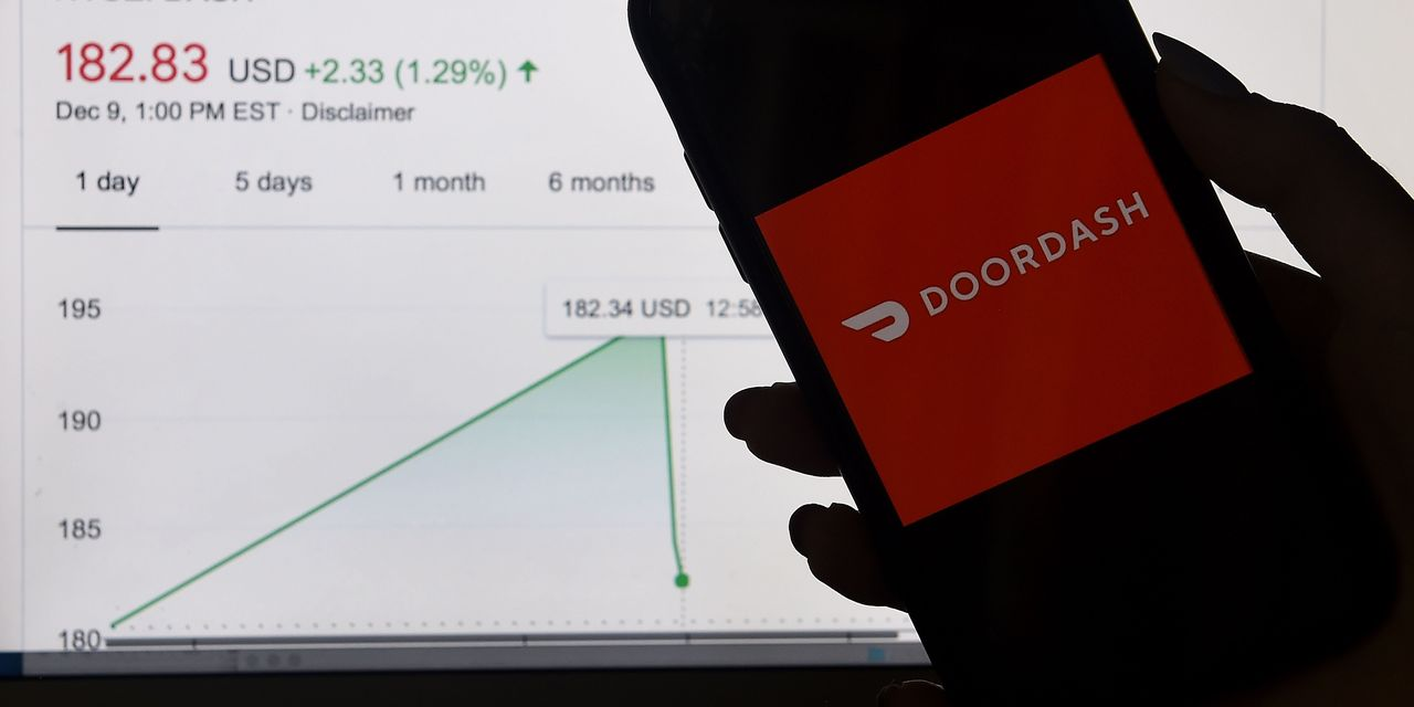 Image of article '7 hard lessons for investors from the DoorDash and Airbnb IPOs'