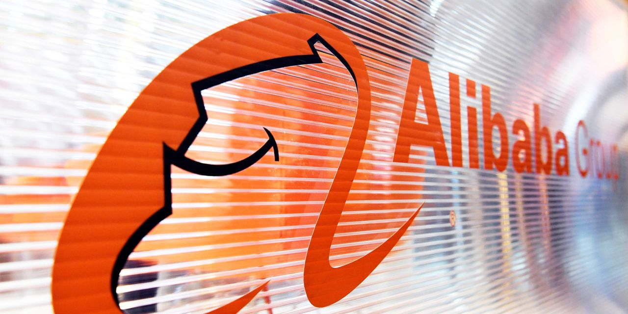 Alibaba shares jump in Hong Kong after record antitrust fine by China – MarketWatch