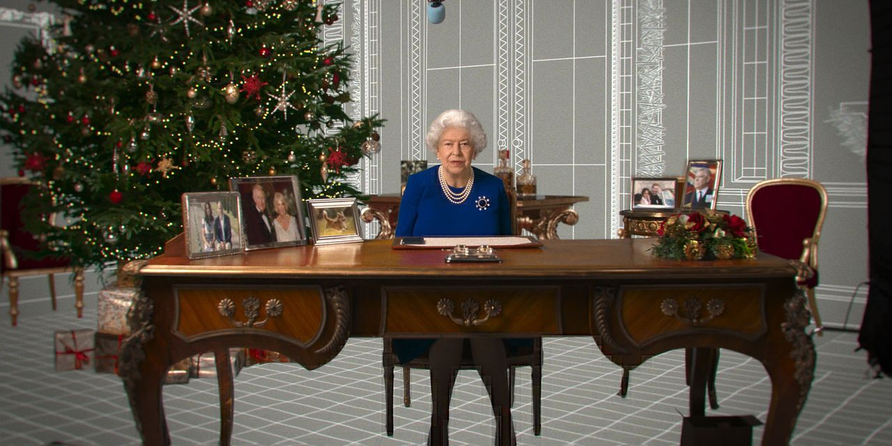 """Queen Elizabeth II """"Deepfake"""" will deliver an alternative Christmas message with a warning about fake news"""