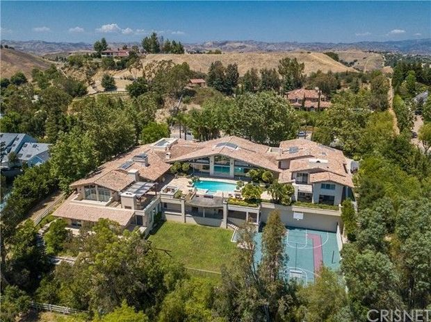 Rapper French Montana bought another home in Hidden Hills for $8.4 million 3