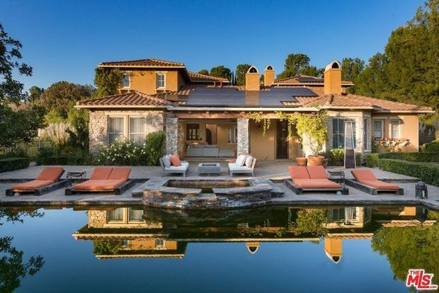 Rapper French Montana bought another home in Hidden Hills for $8.4 million 9