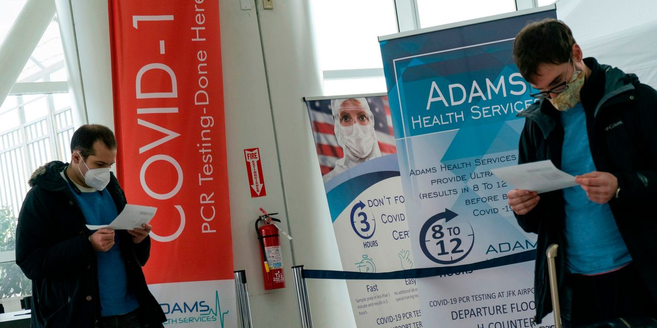 Vaccine passports? Airline industry asks U.S. to develop credentials for travelers