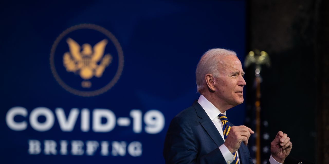 Image of article 'Biden plans to distribute COVID-19 vaccine doses immediately'