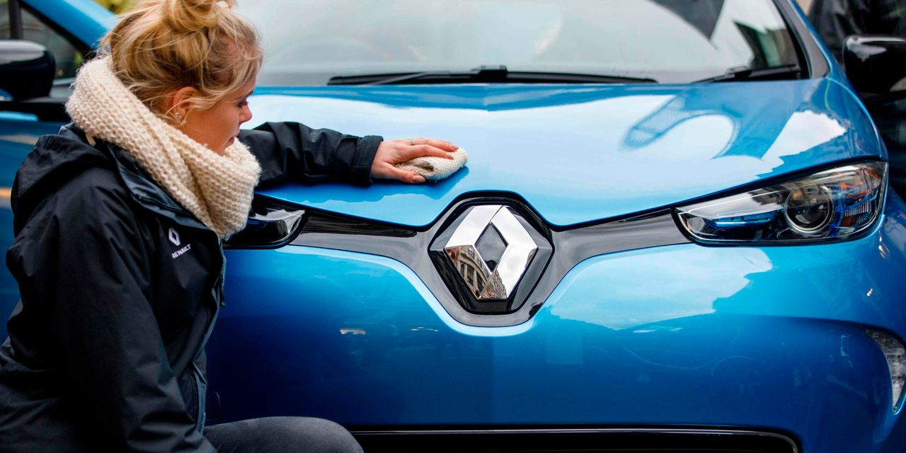 Image of article 'Electric-vehicle sales have been a highlight in a year where the COVID-19 pandemic wrought havoc on car makers'