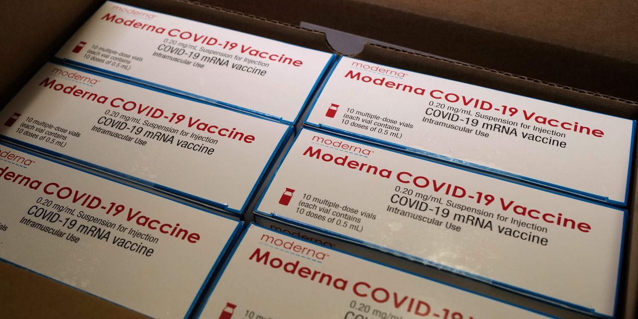 Moderna vows to double COVID-19 vaccine capacity by next year