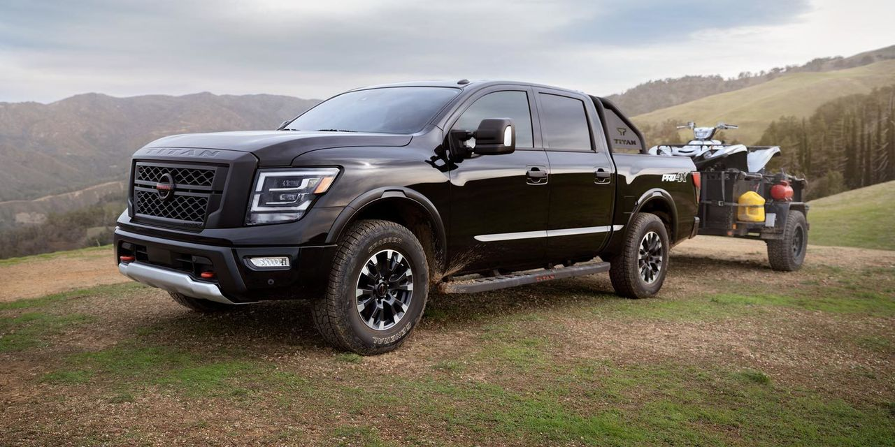Everything you need to know about full-size trucks