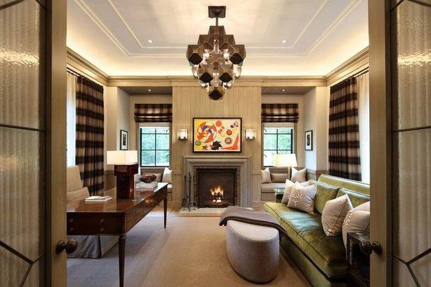 Take a look inside Tom Brady and Gisele Bundchen's Massachusetts mansion 4