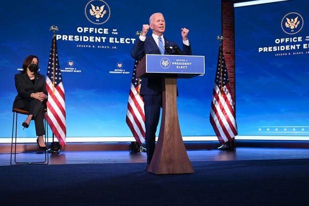 Biden calls for $1,400 checks in $1.9 trillion relief plan - MarketWatch