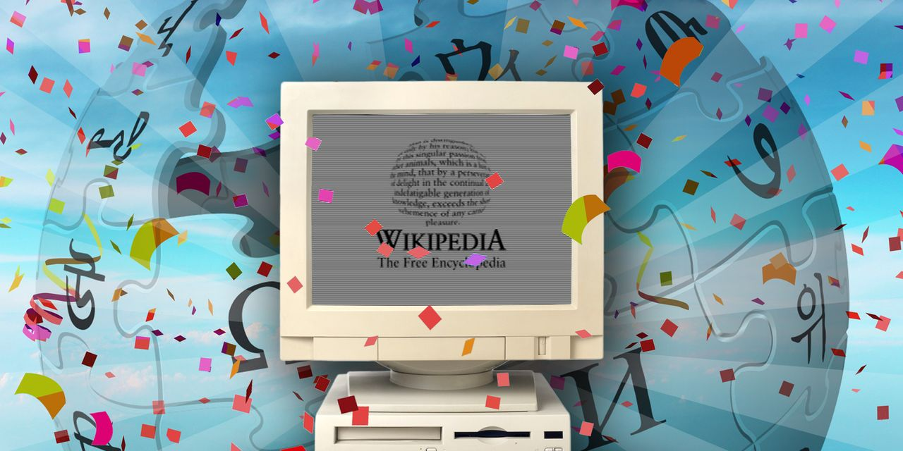 Wikipedia turns 20 years old today — the free encyclopedia gets more traffic than Netflix