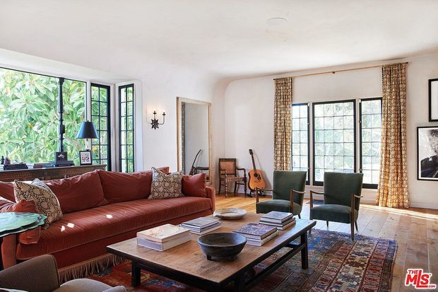 Ashley Tisdale is selling her Los Feliz home for $5.8 million 2