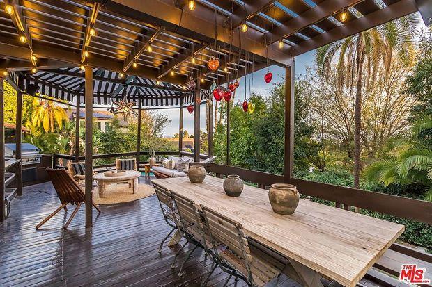Ashley Tisdale is selling her Los Feliz home for $5.8 million 7