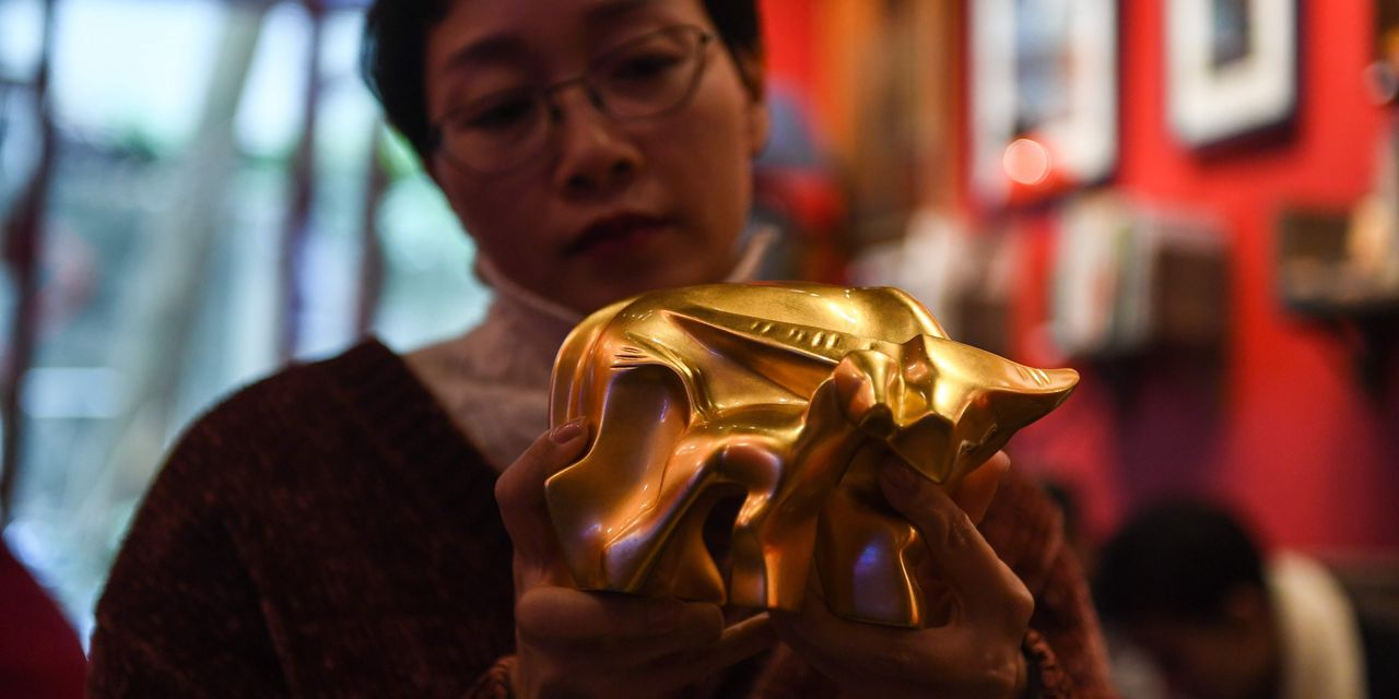 Gold prices bounce from lowest close since December as dollar slips
