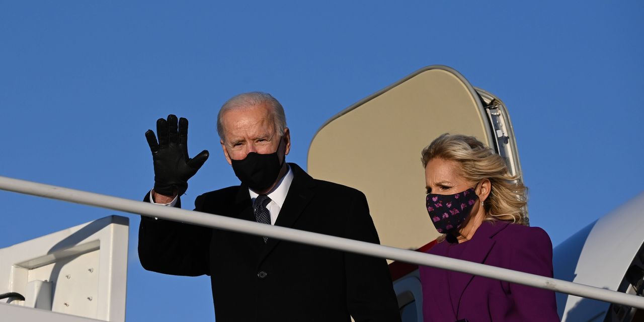 Biden aims for best stock-market rally in 92 years ahead of inauguration - MarketWatch