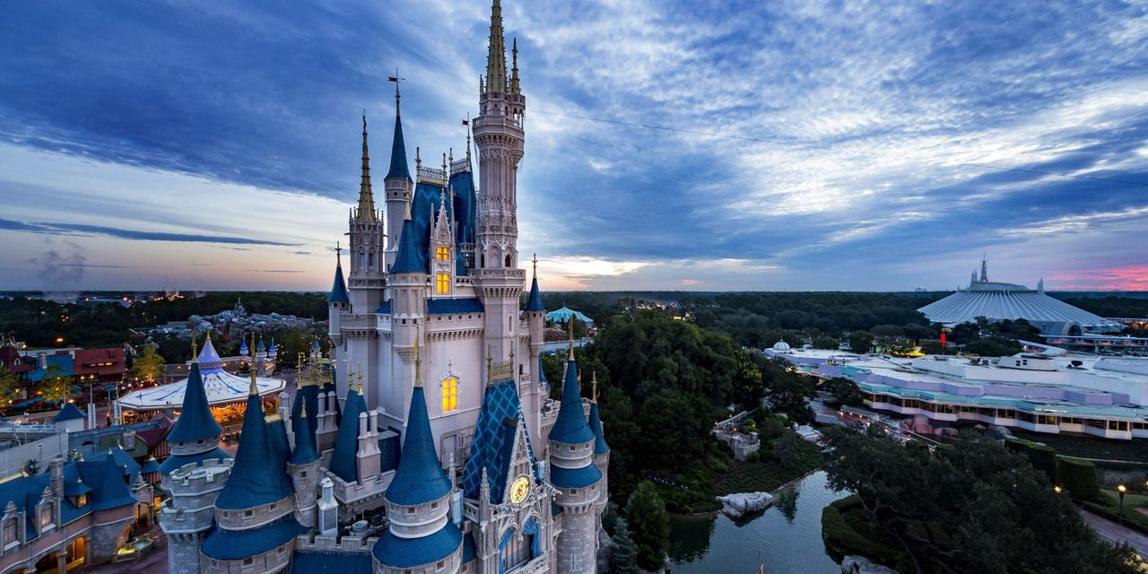 The S&P 500 is on track for surprise earnings growth, and Disney waits on deck