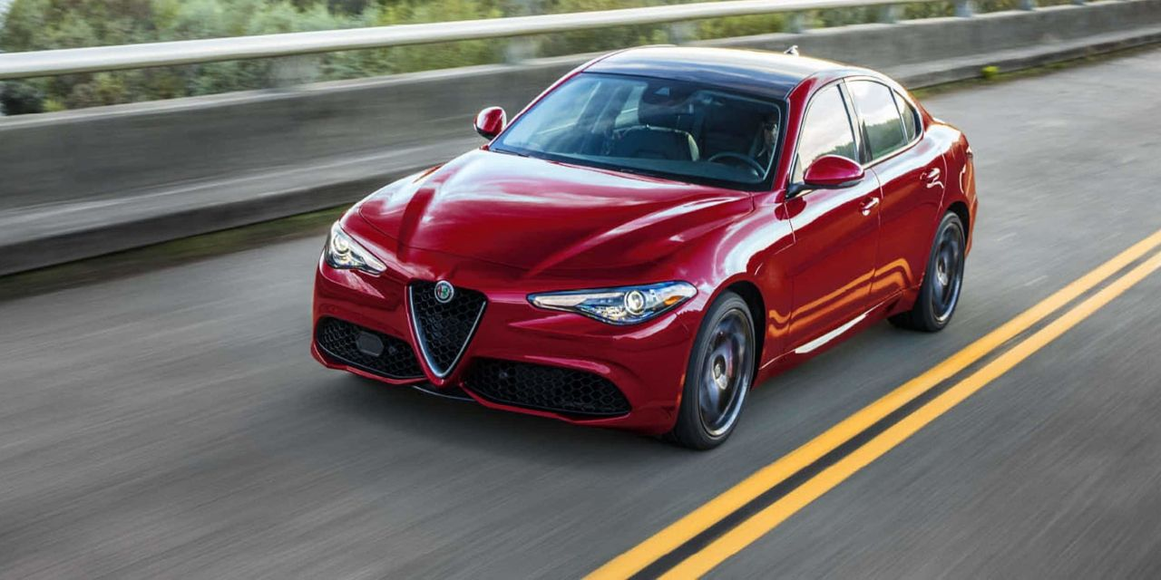 What it's like to drive the 2021 Alfa Romeo Giulia