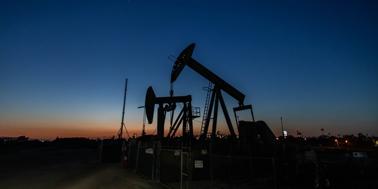 Oil futures sink over 2% as coronavirus cases...
