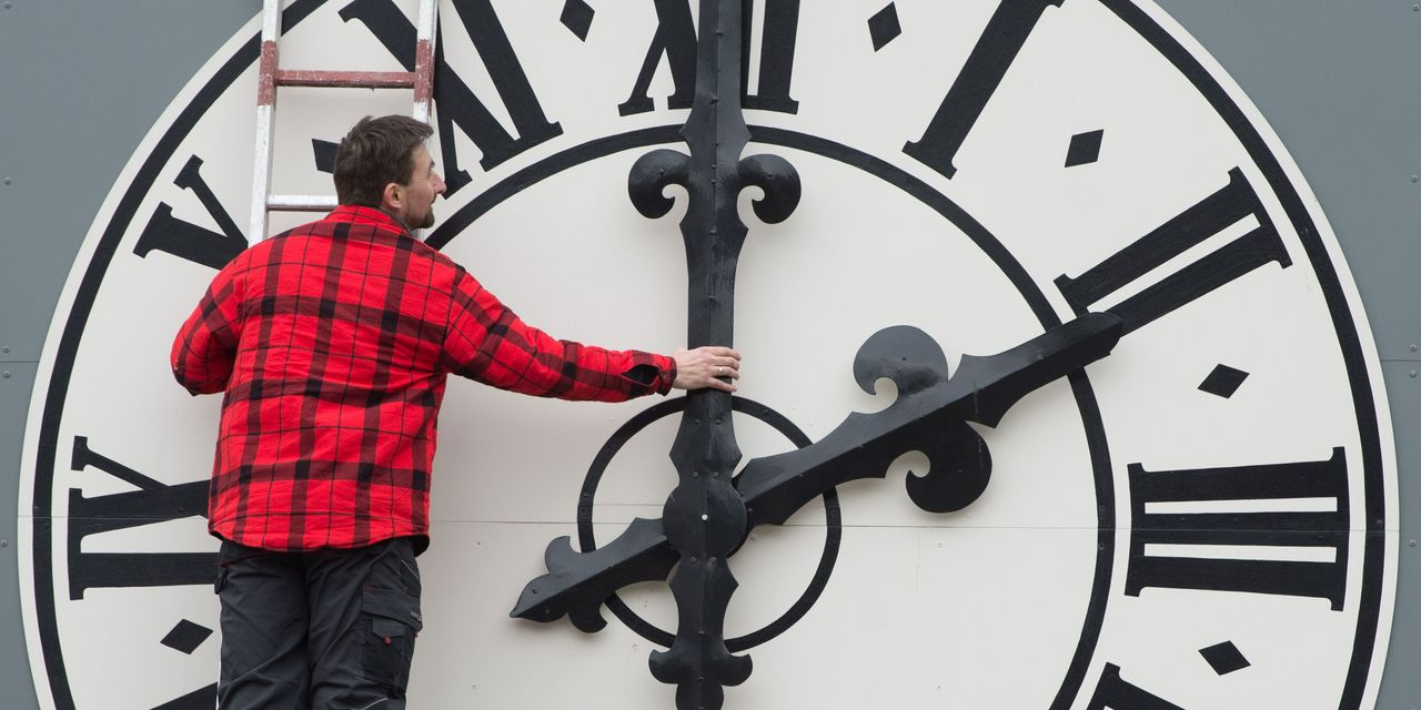 'Doomsday Clock' holds at a record 100 seconds to midnight as COVID-19, Capitol mob are factors