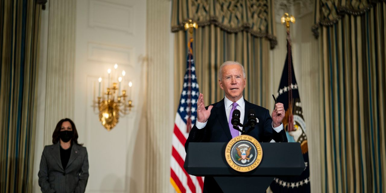 Biden plans immigration-related executive orders on Friday to reverse Trump's policies