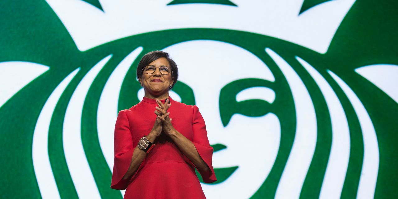 Starbucks exec & Amazon director Rosalind Brewer brings digital prowess to Walgreens CEO role