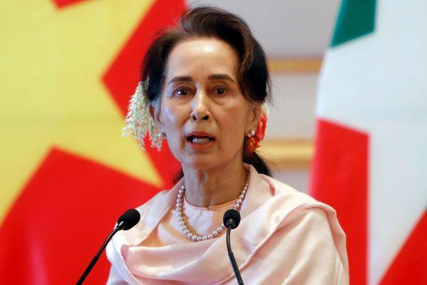 Military seizes power in Myanmar, Suu Kyi under reportedly under house  arrest - MarketWatch