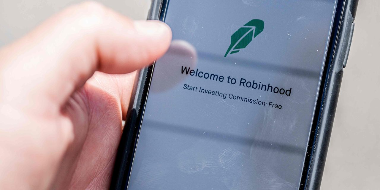 Robinhood prices IPO at bottom of range, valuing trading app at $26.7 billion