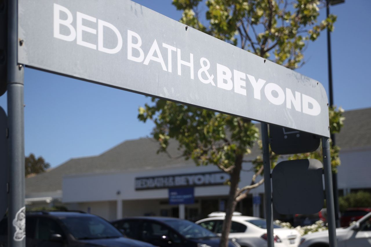 marketwatch.com - Tonya Garcia - Bed Bath & Beyond CEO says the retailer wasn't a 'major beneficiary' of stimulus funds
