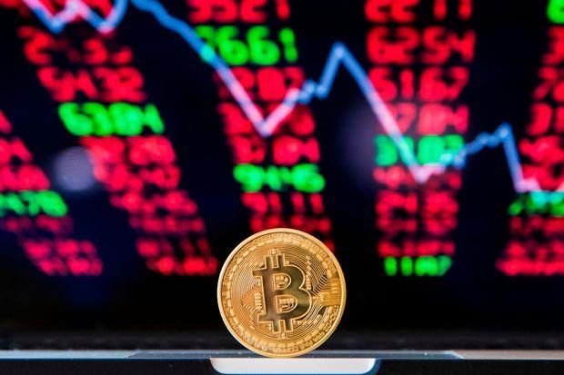 tech bitcoin trading