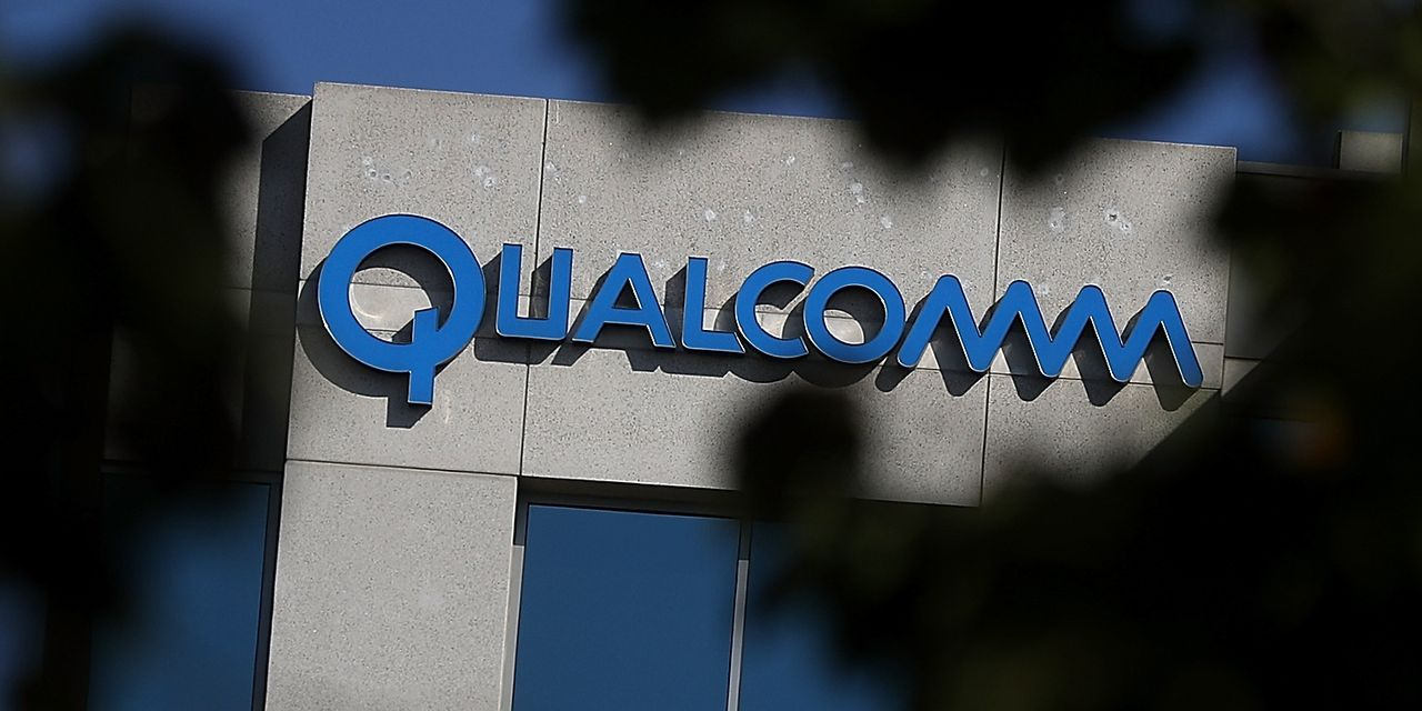 Qualcomm earnings more than double, stock heads higher