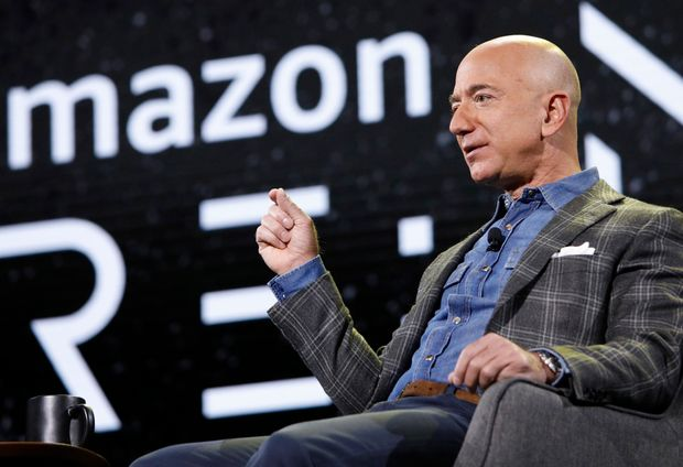 Opinion: Amazon doesn't need Jeff Bezos as CEO to be Amazon - MarketWatch