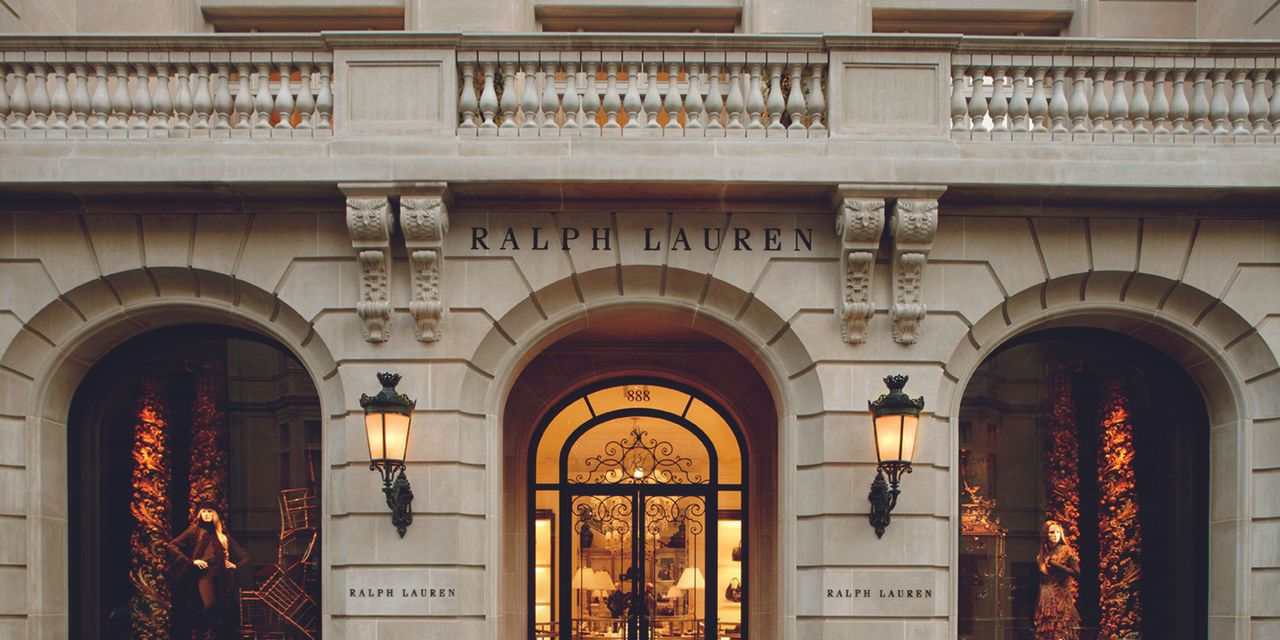 Ralph Lauren cutting 30% of North American corporate office space, shuttering stores around the world