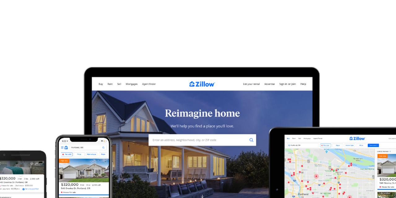 Zillow pauses home buying — raising 'red flags' about the real-estate market