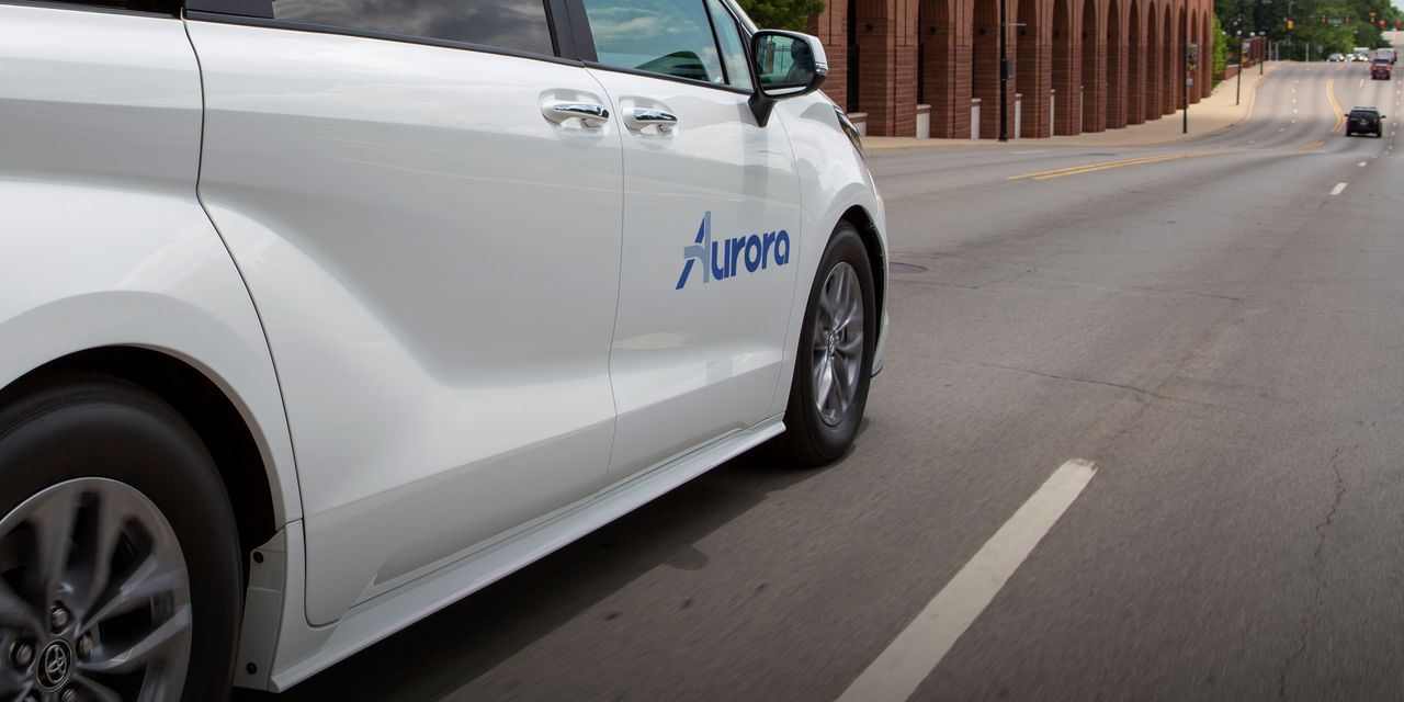: Aurora, Toyota team up to bring self-driving cars to ride-hailing and the masses