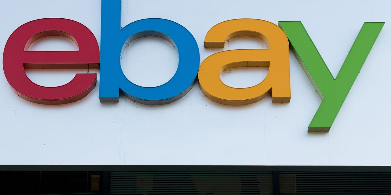 EBay shares drop on Q2 guidance miss, despite first-quarter revenue growth