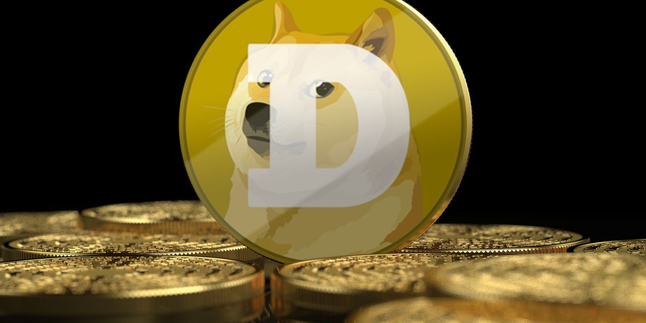 Alabama? This map shows where people are talking about dogecoin the most
